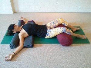 qi health  yoga  restorative yoga for stress reduction